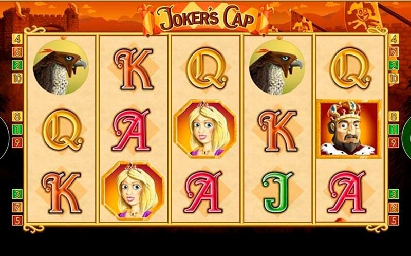 Jokers Cap Kostenlos Spielen Ohne Anmeldung